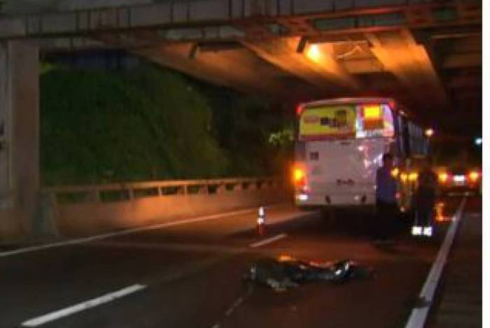 Motociclista morre em acidente no Elevado do Joá
