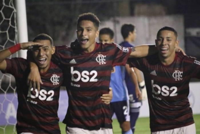 Flamengo deve ter mudanças na equipe para última rodada da fase de grupos da Libertadores Sub-20