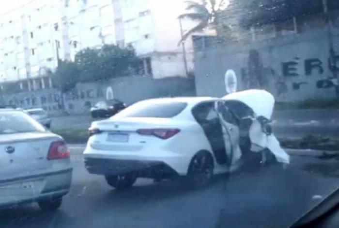 Homem é morto a tiro na Avenida Brasil