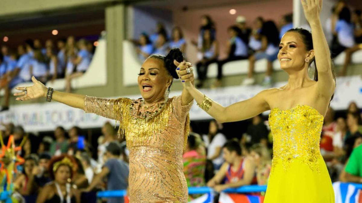 Tuiuti foi a quarta escola de samba deste domingo