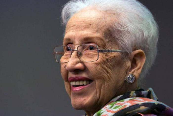 Katherine Johnson morre aos 101 anos