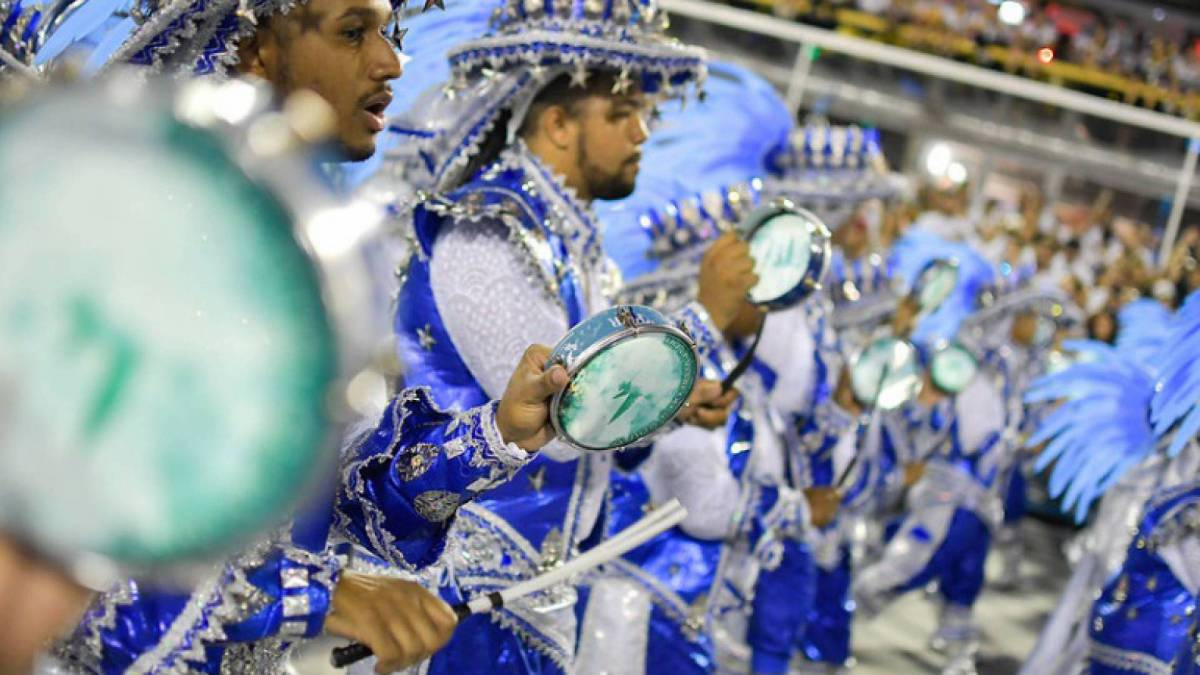 Beija-Flor fechou o último dia de desfiles do Especial