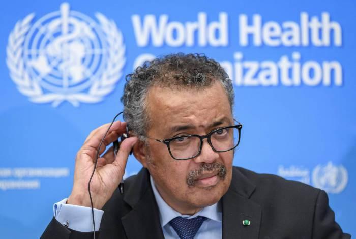 Diretor-geral da OMS diz que países que aceitaram orientações estão em situação melhor