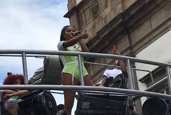 Fervo da Lud leva cerca de 500 mil foliões ao Centro do Rio