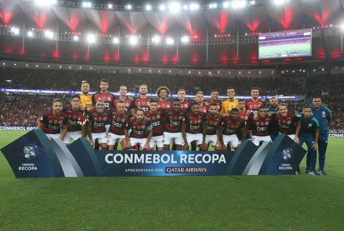 Flamengo estreia nesta quarta pela Libertadores