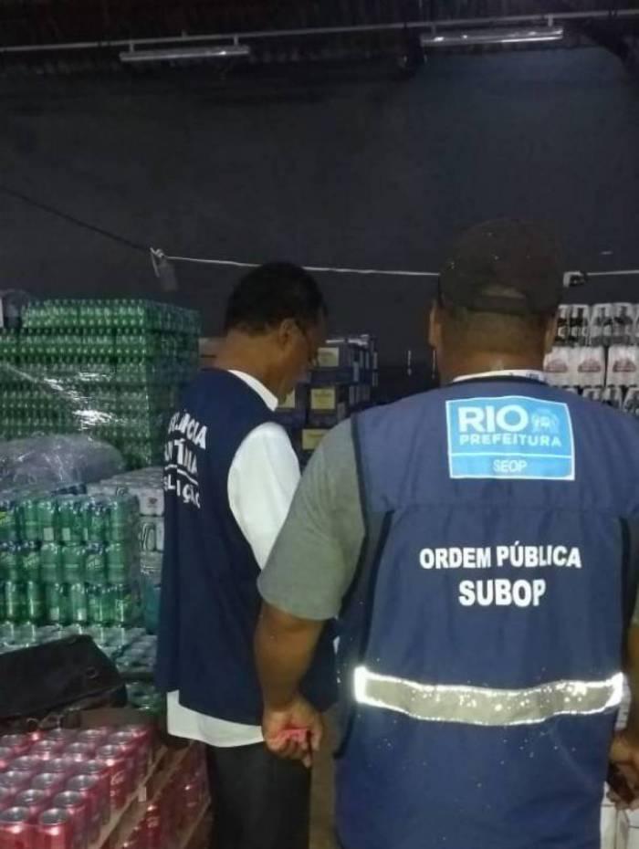 Vigilância Sanitária interdita pontos de venda de alimentos em Santo Cristo