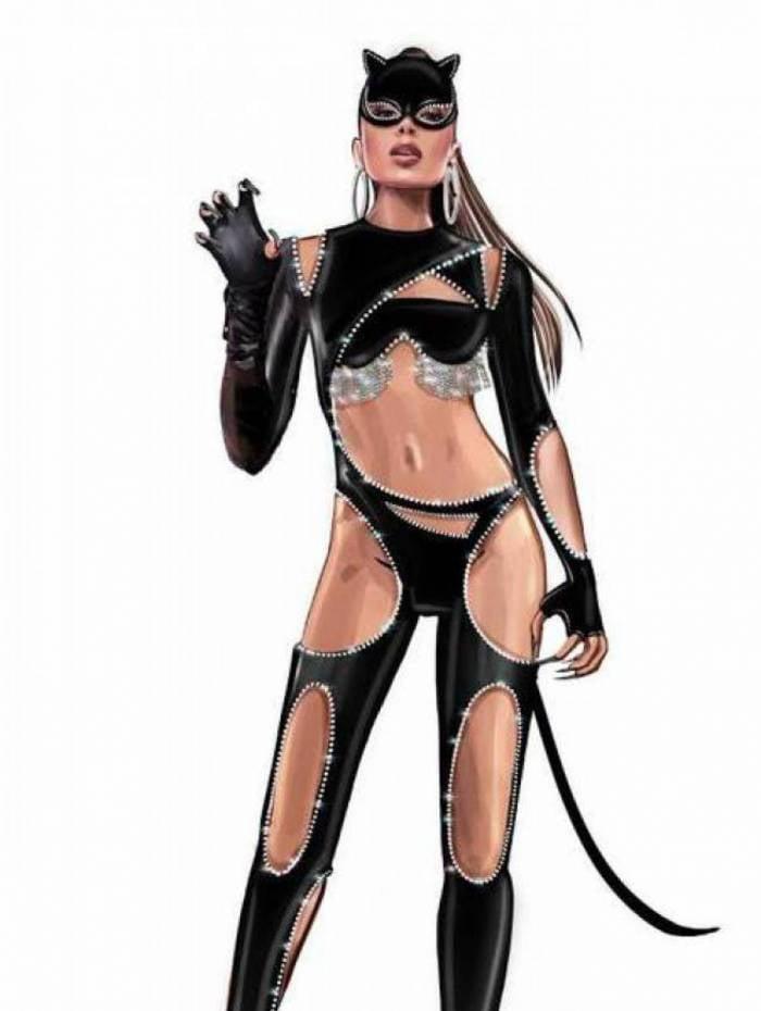 Anitta e seus look de Carnaval inspirados no mundo animal