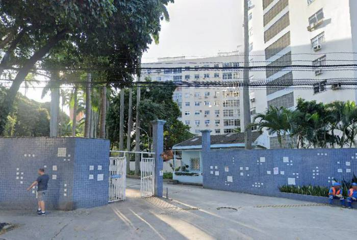 Mulher com suspeita de coronavírus deu entrada no Hospital São Vicente de Paulo, na Tijuca