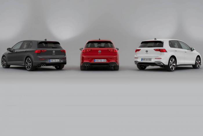 Volkswagen lança versões GTI, GTE e GTD