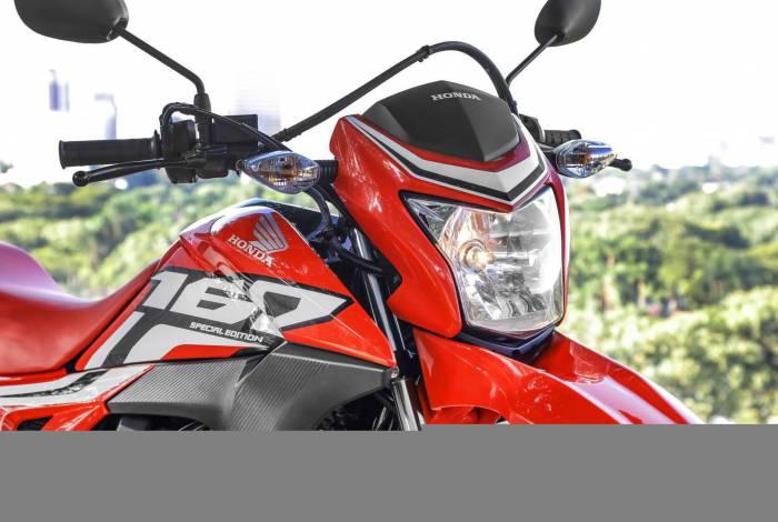 Honda apresenta versão Special Edition da NXR 160 Bros