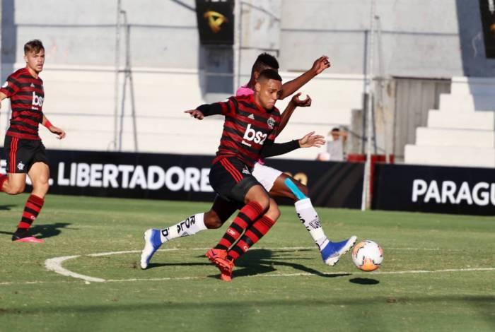 Flamengo foi derrota para o Del Valle na semi da Libertadores Sub-20