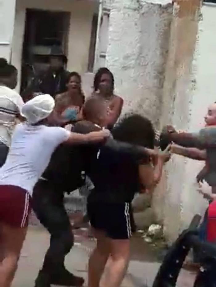 Agressão aconteceu no Morro do Preventório, em Niterói