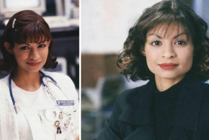 Atriz Vanessa Marquez interpretou Ana Delgado em 'ER: Plantão Médico'