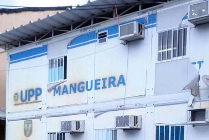 PM é lotado na UPP Mangueira