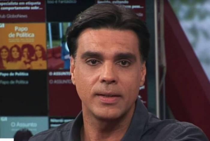 Rafael Coimbra deixa a Globo após 23 anos