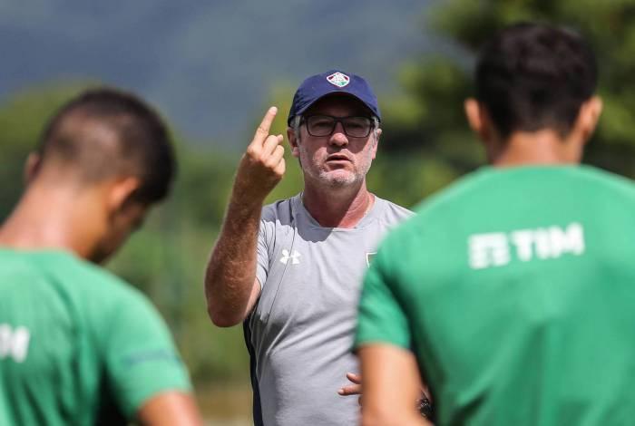 Fluminense de Odair Hellmann vem de duas vitórias seguidas contra Madureira e Botafogo-PB, ambas jogando como mandante no Maraca
