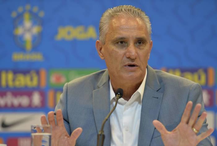 Apresentador da Band afirma que Tite seria nome perfeito para substituir Jorge Jesus no Flamengo