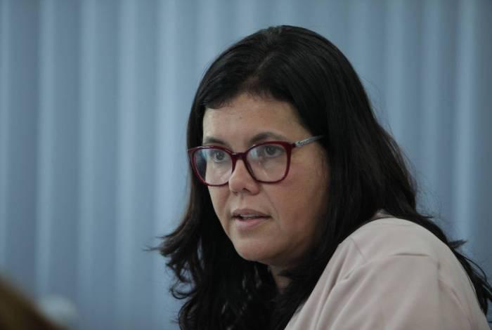 Beatriz Busch, secretária municipal de Saúde
