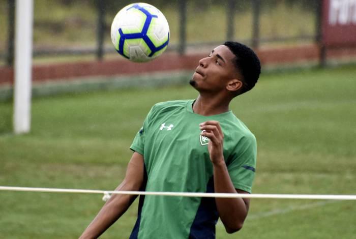 Marcos Paulo está próximo do adeus definitivo ao Fluminense