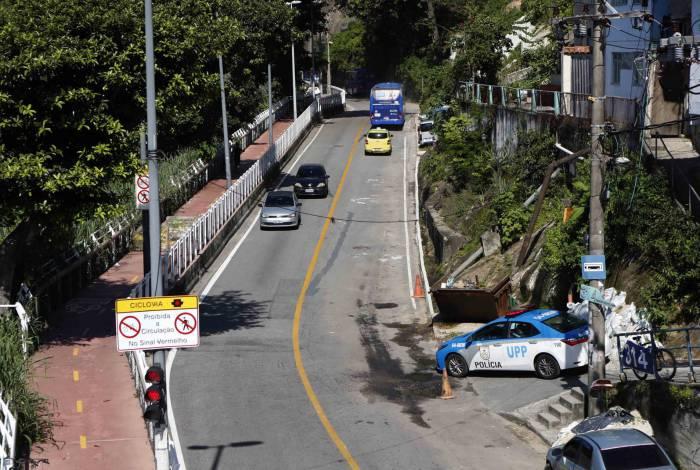 Justiça manda reabrir Avenida Niemeyer, após nove meses de interdição e uma batalha judicial