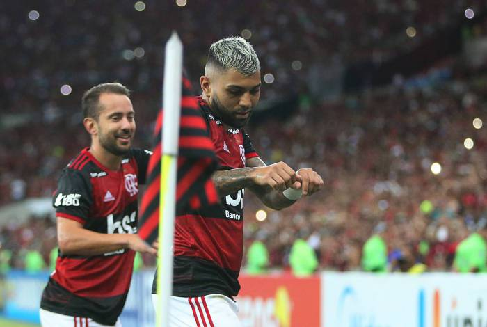Flamengo venceu o Botafogo por 3 a 0