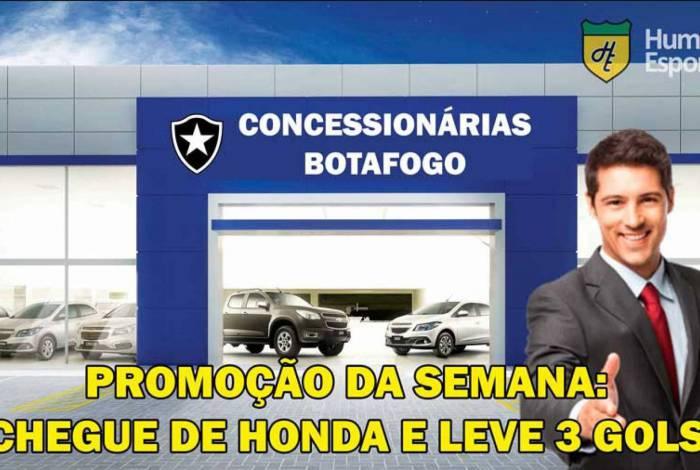 Memes: Flamengo e Botafogo
