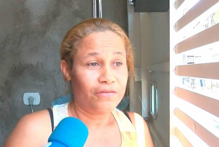 Aparecida dos Santos é mãe do menino Fábio, morto e estuprado aos 10 anos pela transexual Suzy Oliveira
