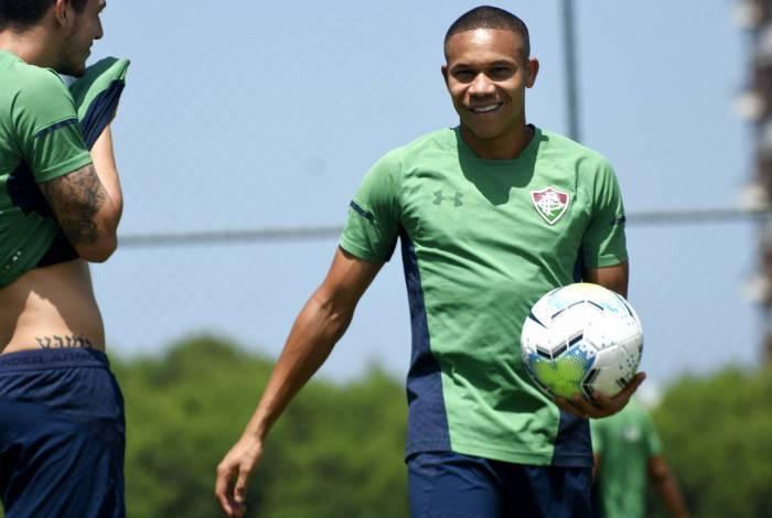 Wellington Silva destacou a Copa do Brasil e falou em evolução