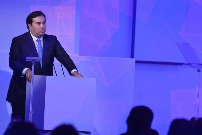 Presidente da Câmara, Rodrigo Maia, afirmou que entende que não haverá necessidade de adiar o pleito de prefeitos e vereadores