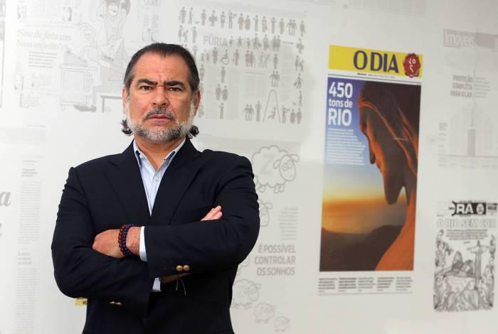 """Nuno Vasconcellos: """"O episódio, porém, oferece mais um exemplo do estado de ânimos que tomou conta da política brasileira nos últimos anos"""""""