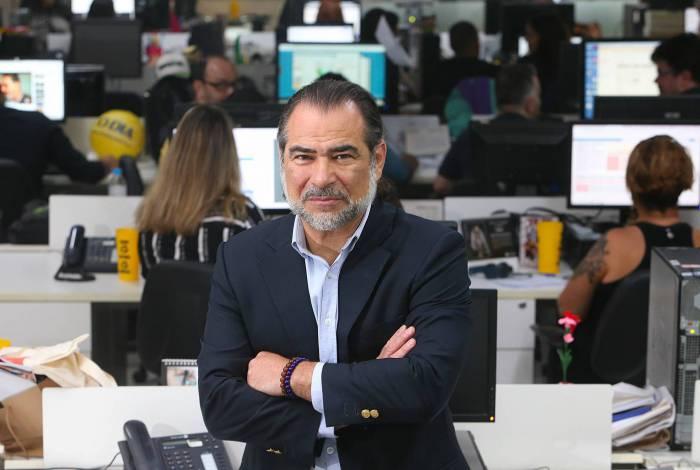 Colunista Nuno Vasconcellos