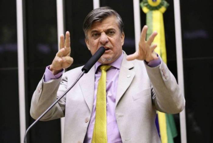 Deputado federal Emerson Miguel Petriv, o 'Boca Aberta' (Pros-PR)