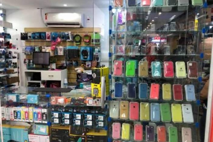 Produtos falsos no Centro do Rio