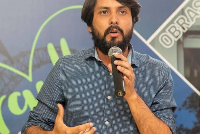 Samuca Silva (PSC) decidiu partir para a reeleição em Volta Redonda