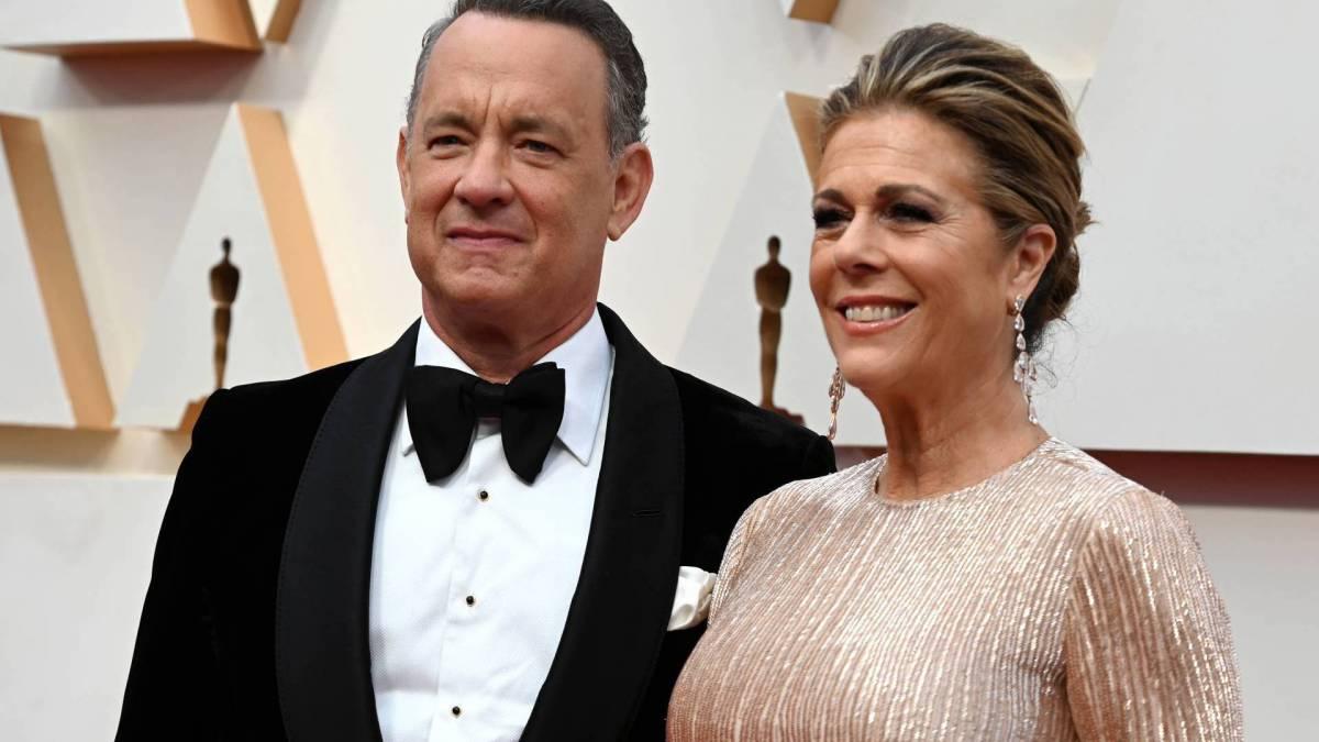 Tom Hanks e sua mulher, Rita Wilson, testaram positivo para o coronavírus