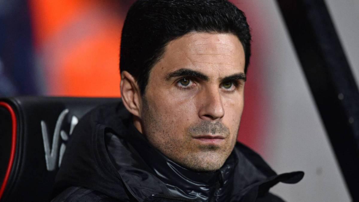 Mikel Arteta, técnico do Arsenal