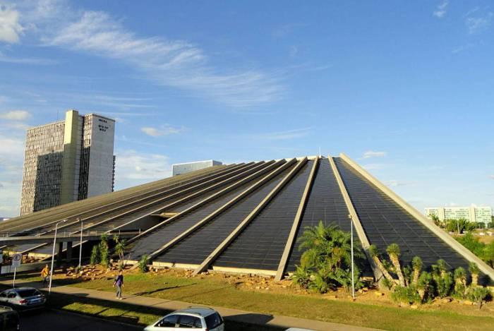 Teatro Nacional, em Brasília
