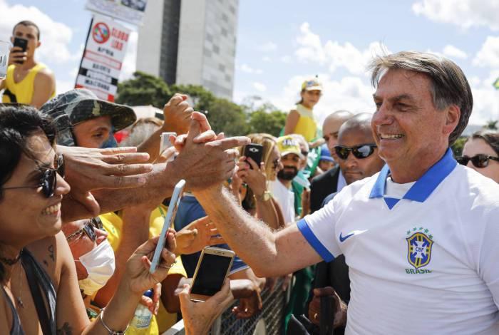 Bolsonaro contrariou recomendações