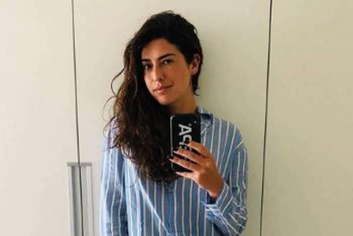 Fernanda Paes Leme faz quarentena