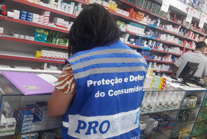 Procon-RJ encontrou preços abusivos em produtos relacionados ao combate do coronavírus