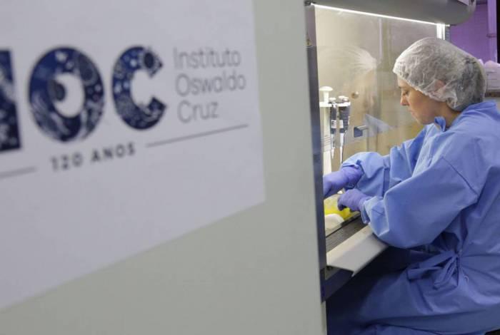 Diagnóstico laboratorial de casos suspeitos do novo coronavírus