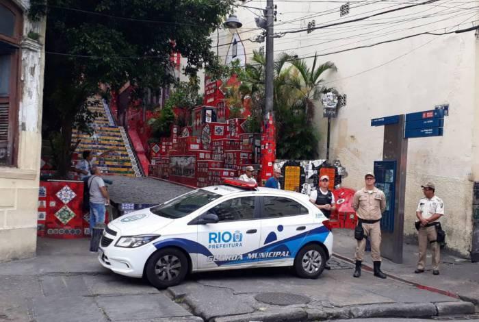 GM bloqueou tradicional ponto turístico para evitar aglomeração