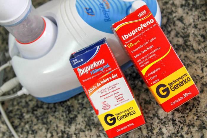 Ministério da Saúde recomenda não utilizar ibuprofeno para tratar Covid-19