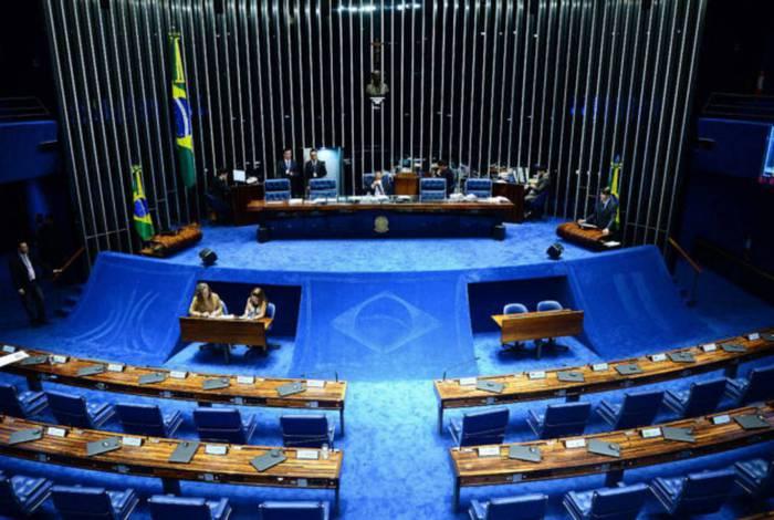 Senadores serão conectados ao sistema virtual para ser usado durante a crise do coronavírus