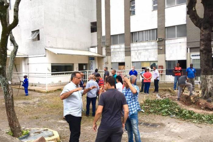 Casa de saúde comprada pela Prefeitura de Caxias poderá receber pacientes com Coronavírus em poucos dias