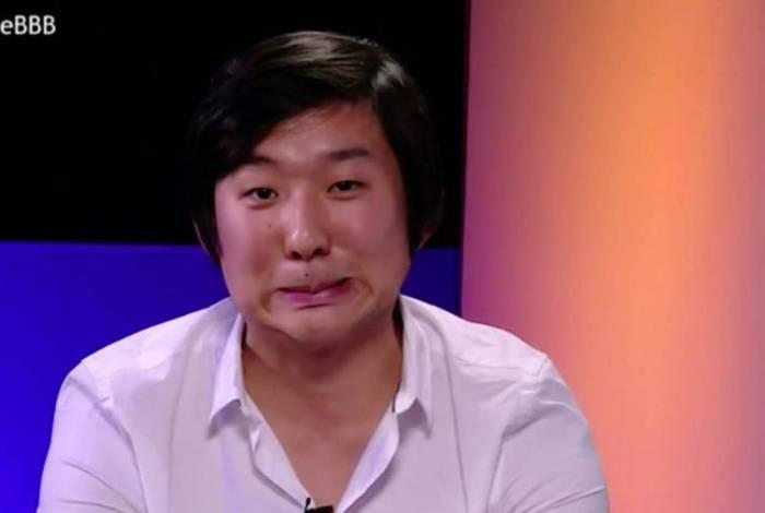 Pyong Lee no 'Rede BBB': 'Fui burro, me coloquei no paredão'