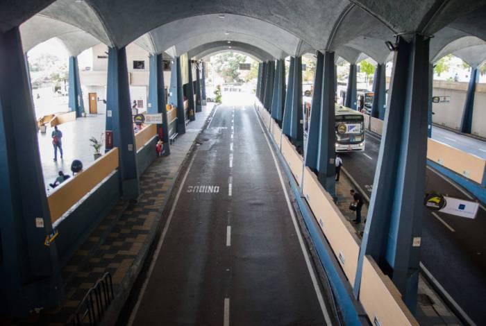 Viações na rodoviária de Volta Redonda cancelam viagens rumo ao Rio e São Paulo