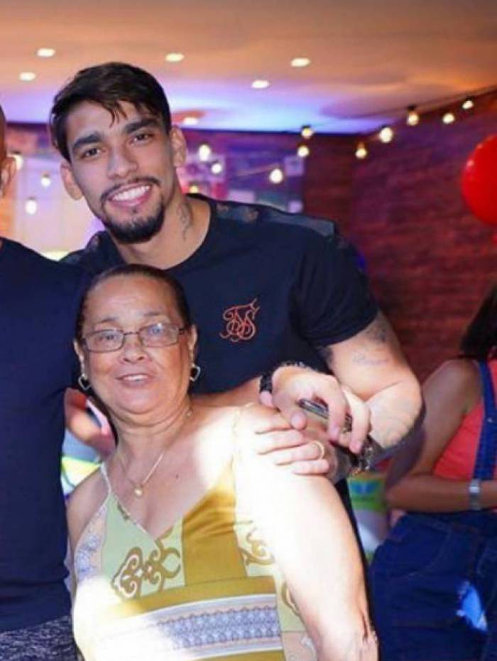 Morre aos 80 anos a avó do jogador Lucas Paquetá