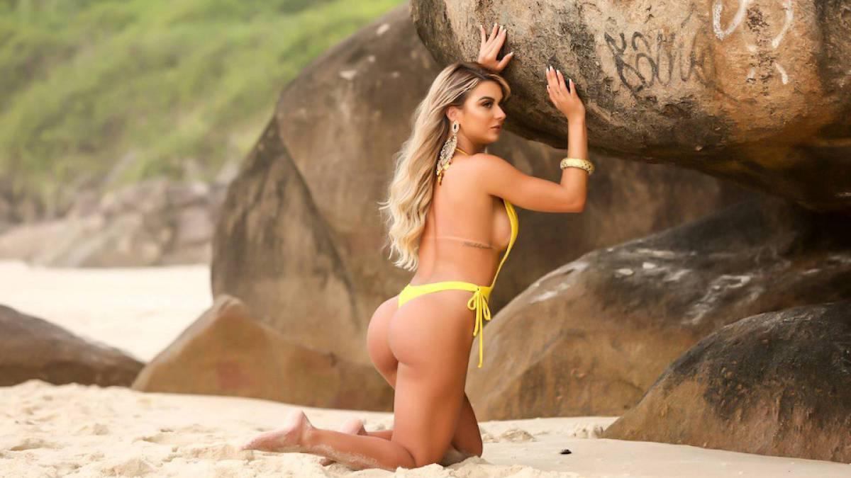 Musa fitness, Amanda França