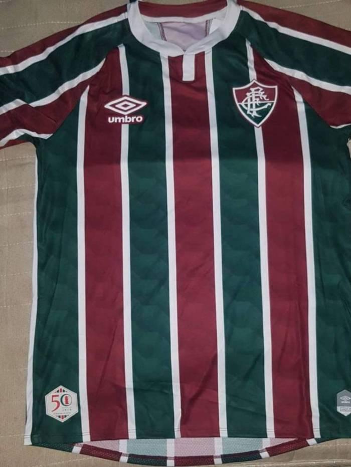 Nova camisa do Fluminense circula nas redes sociais